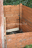 Compost bin (traditional heap)