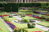 Formal garden in Hampton Court Palace Gardens