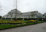Palm House at Royal Botanic Gardens. Kew